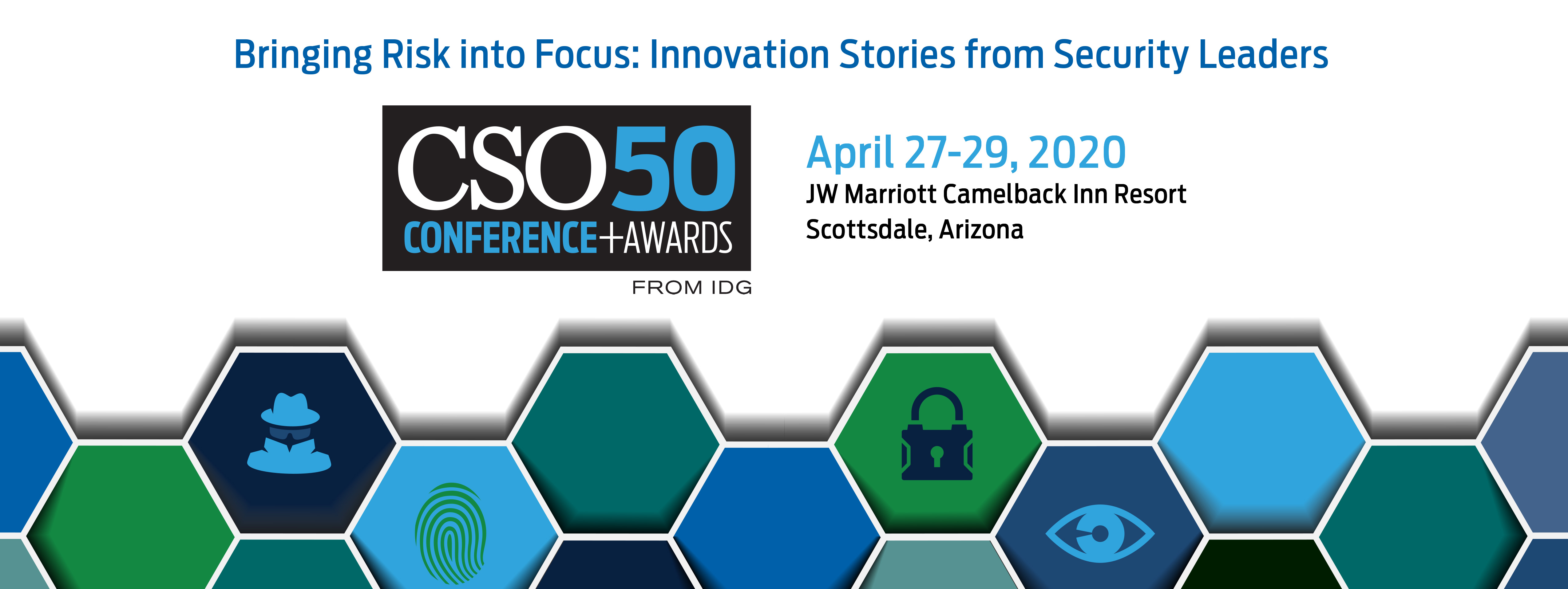 CSO50 Conference | CSO magazine's annual CSO50 Awards